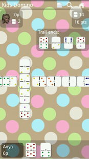 Kids Domino - screenshot