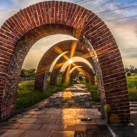 sunset by Gary Lu - Landscapes Sunsets & Sunrises ( gary-lu, sunset )