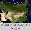 Asian Countries Geography Quiz icon