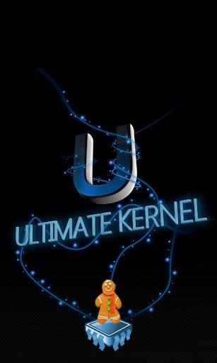Ultimate Ginger Kernel Control