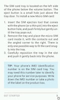 Screenshot of LG Nexus 4 Manual
