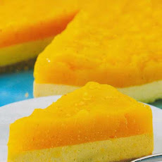 Jamaican Mango Cheesecake