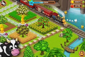 Screenshot of HAYRIDE