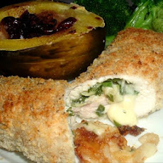 Cheese-Stuffed Chicken Breasts