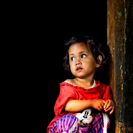 Girl In Muse by Pimpin Nagawan - Babies & Children Child Portraits