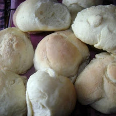 Sour Cream Yeast Rolls (Taste of Home)
