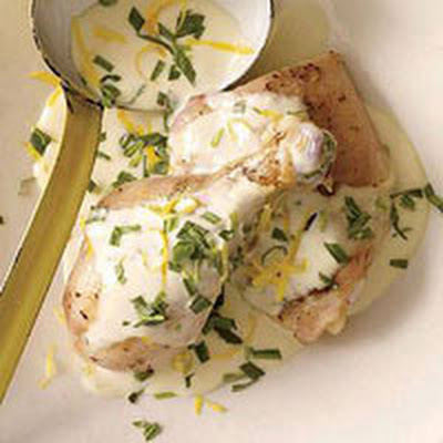 Melt-in-Your-Mouth Tarragon Chicken