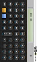 Screenshot of 15C Scientific Calculator