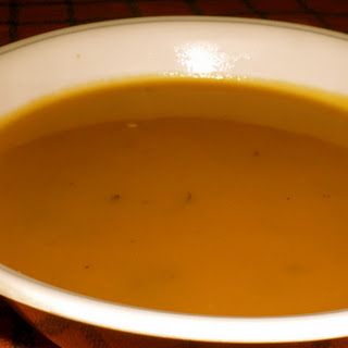 Butternut Squash and Black Bean Soup