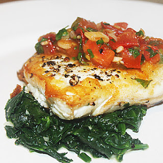 Pan Seared Halibut Fillet Recipes