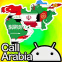 call arab countries icon