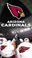 Screenshot of Arizona Cardinals Mobile