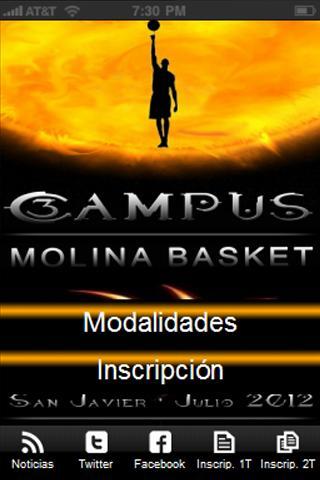 Campus Molina Basket
