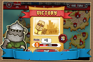 Screenshot of Conquer - Epic of Dice Wars