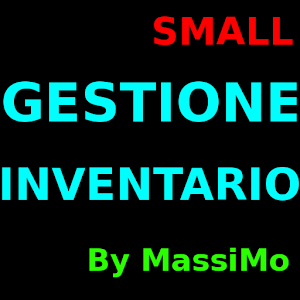 Inventory Management Small