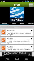 Screenshot of Dizi TV HD