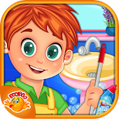 Download Dirty Bathroom Cleanup APK