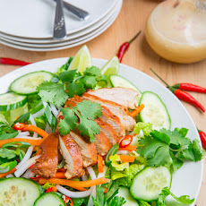 Banh Mi Chicken Salad