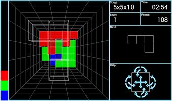 Screenshot of Block 3D