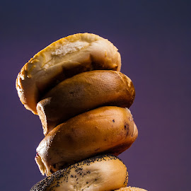 Take One! by Daniel Gorman - Food & Drink Plated Food ( foods, food, bread, bake, breads, eat, baking, bagels, bagel )