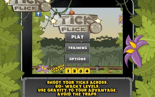 Tick Flick