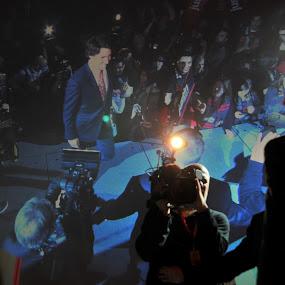Justin Trudeau by David Chu - News & Events Politics