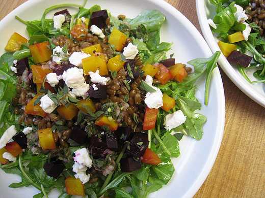 Roasted Beet And Feta Salad Recipes — Dishmaps