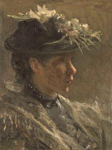 RIJKS: Jozef Israëls: painting 1896