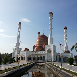 mosque of art by Rizky Kurniawan - Buildings & Architecture Statues & Monuments ( #android )