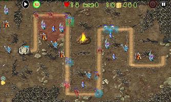 Screenshot of Bí mật cổ loa thành