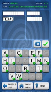 Wordgenuity® Super Word Jumble- screenshot thumbnail