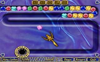 Screenshot of Jewel Snake