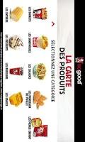 Screenshot of KFC