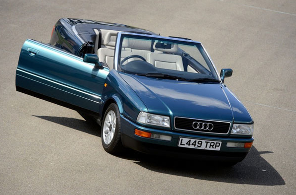 Princess Diana Audi Car Goes On Auction