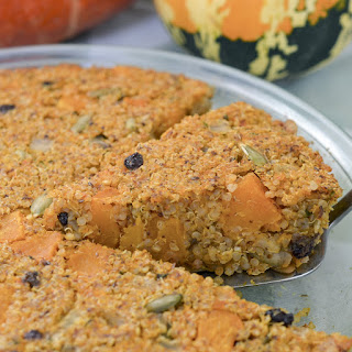 Quinoa and Winter Squash Bake