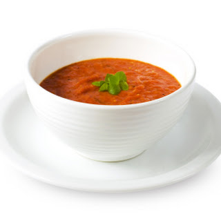 """Cream"" of Tomato Soup"