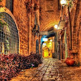 JAFFA by JOel Adolfo - City,  Street & Park  Street Scenes ( street&park, city )