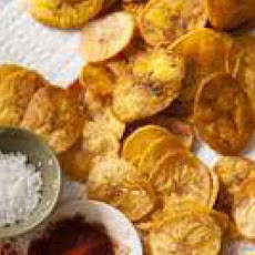 Plantain Chips & Salsa