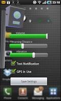 Screenshot of Veldroid SpeedCamAlert
