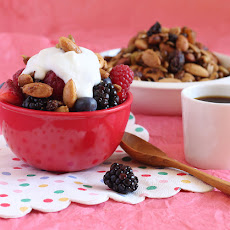 Oat-Free Granola or The Crunchies