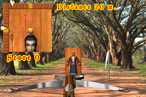 Screenshot of Crossbow Shooting