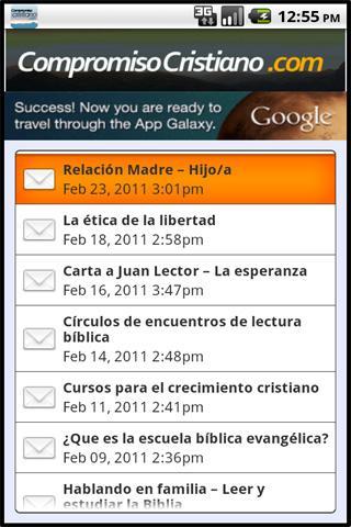 【免費生活App】Compromiso Cristiano-APP點子