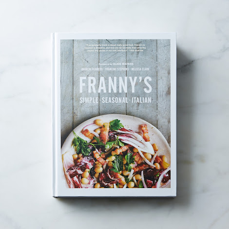Franny's: Simple Seasonal Italian, Signed Copy