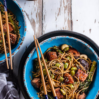Soba Noodle Stir Fry Recipes