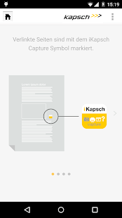 iKapsch - screenshot