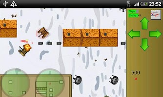 Screenshot of Tank Shooter Free