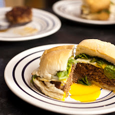 Moroccan Spiced Burger