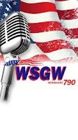 Screenshot of WSGW Newsradio 790
