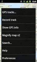Screenshot of MapsOn Free: Offline Map