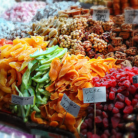Dried Fruits from Turkey by Edison Madrideo - City,  Street & Park  Markets & Shops ( dried fruits turkey )